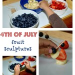 4th of July Healthy Kids Snack