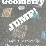 Geometry Jump: Move and Learn Shape Games