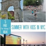 Summer Ideas for Kids in NYC!