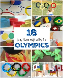 Olympics Inspired Games For Kids