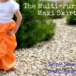 A Multi-Purpose Maxi Skirt for $5 Friday