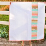 Baby Coin Quilt