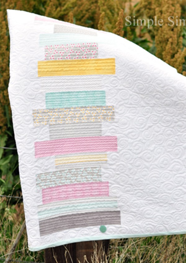 The Princess and the Pea Quilt Tutorial