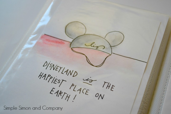 Grandpa's Book  Disneyland