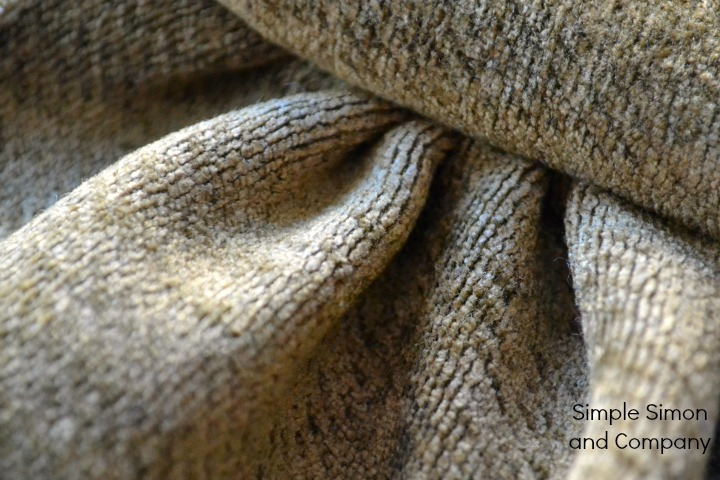 Gathering Upholstery Fabric