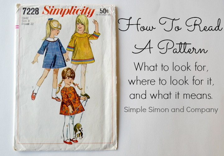 How To Read A Pattern