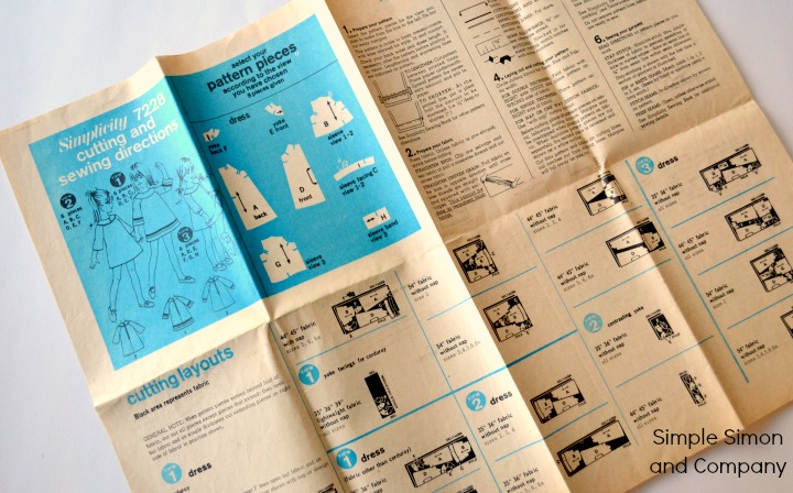 Pattern Instruction Pamphlet