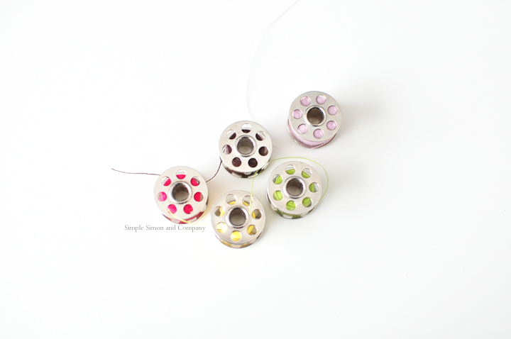 simple sewing tools--bobbins