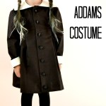 It's Wednesday on a Monday…A Wednesday Addams Halloween Costume that is.