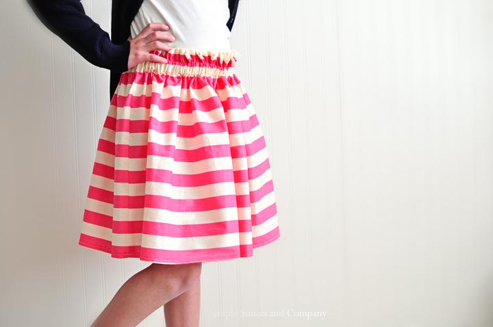 valentine skirt 2