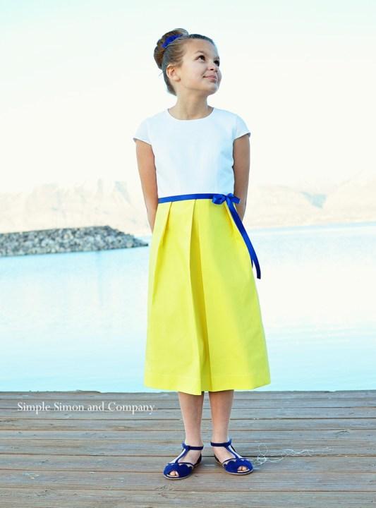 starboard dress-details