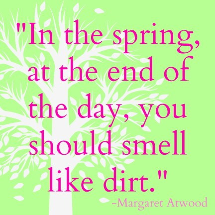 In the spring quote