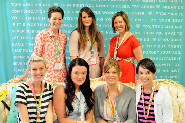 bloggers at common threads