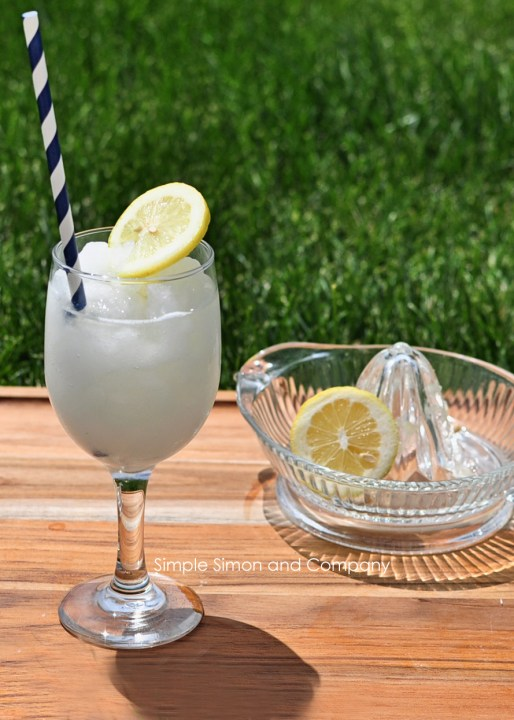 frozen lemonade recipe summer simple simon and company