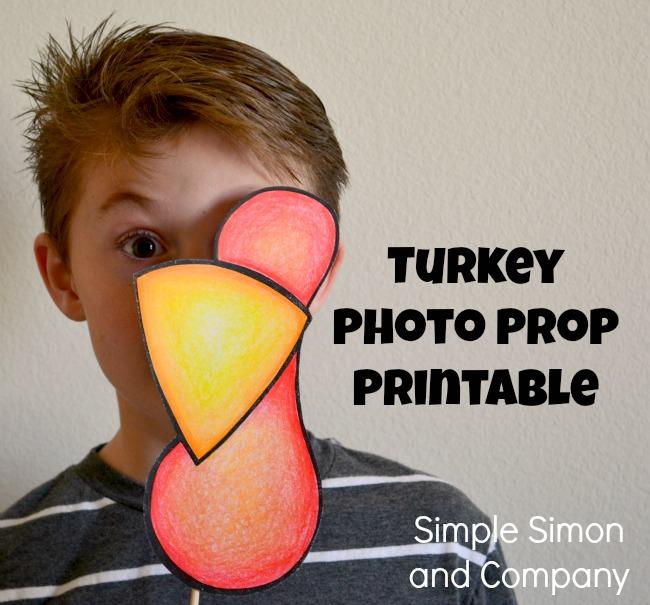 Turkey Photo Prop