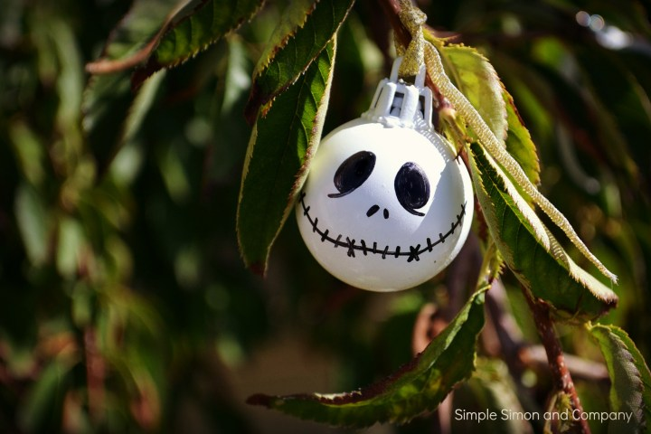 Jack Skellington Ornament Urbane