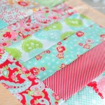 What's on your sewing table?