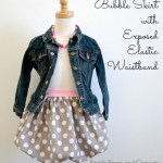 Make an Exposed Elastic Waistband from A Headband