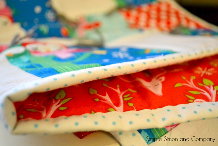 Easy Beginner Quilt Binding