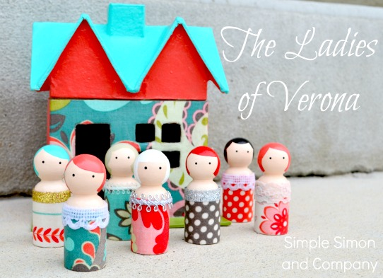 Peg Dolls Verona Title Photo