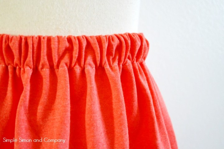 Tshirt Skirt Tutorial Final Photo
