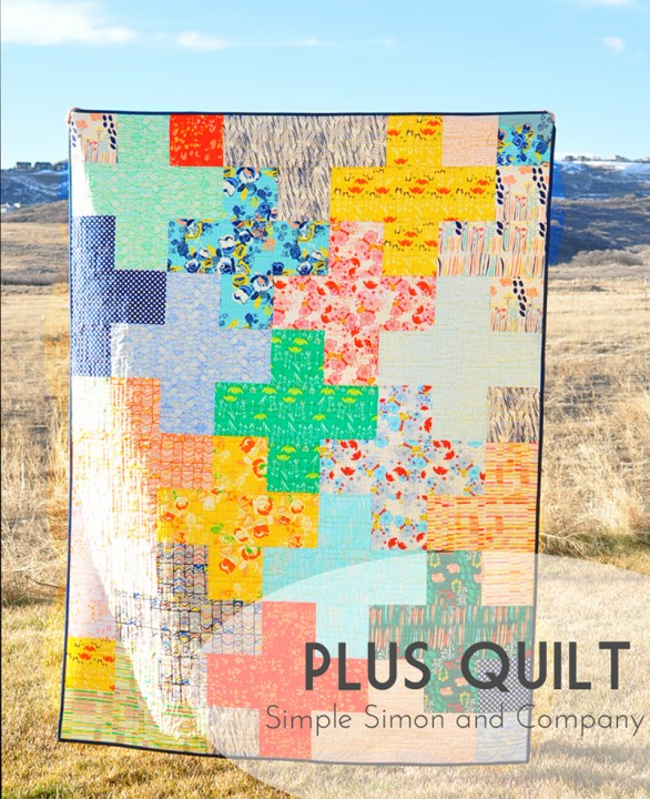Plus Quilt - Simple Simon and Company