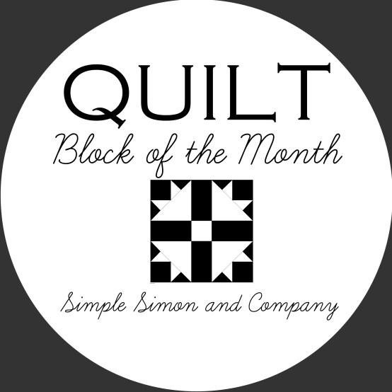 quilt blockofthemonth