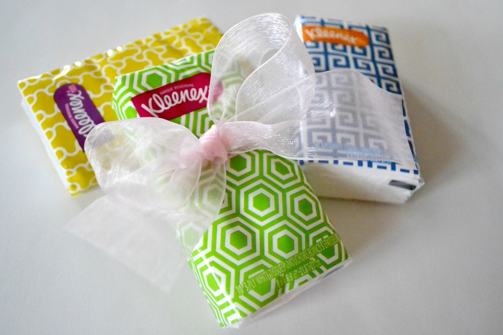 Kleenex Bereavement Gift