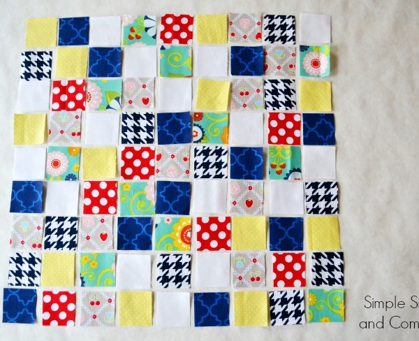 Easy Quilt Layouts for Beginning Quilters