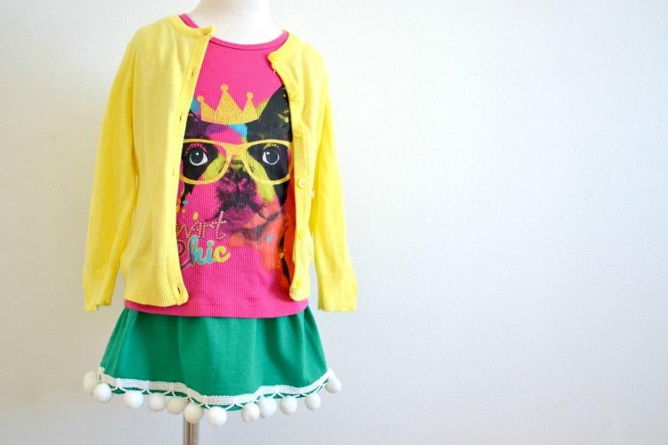 st patricks skirt with dog shirt RESIZED 750