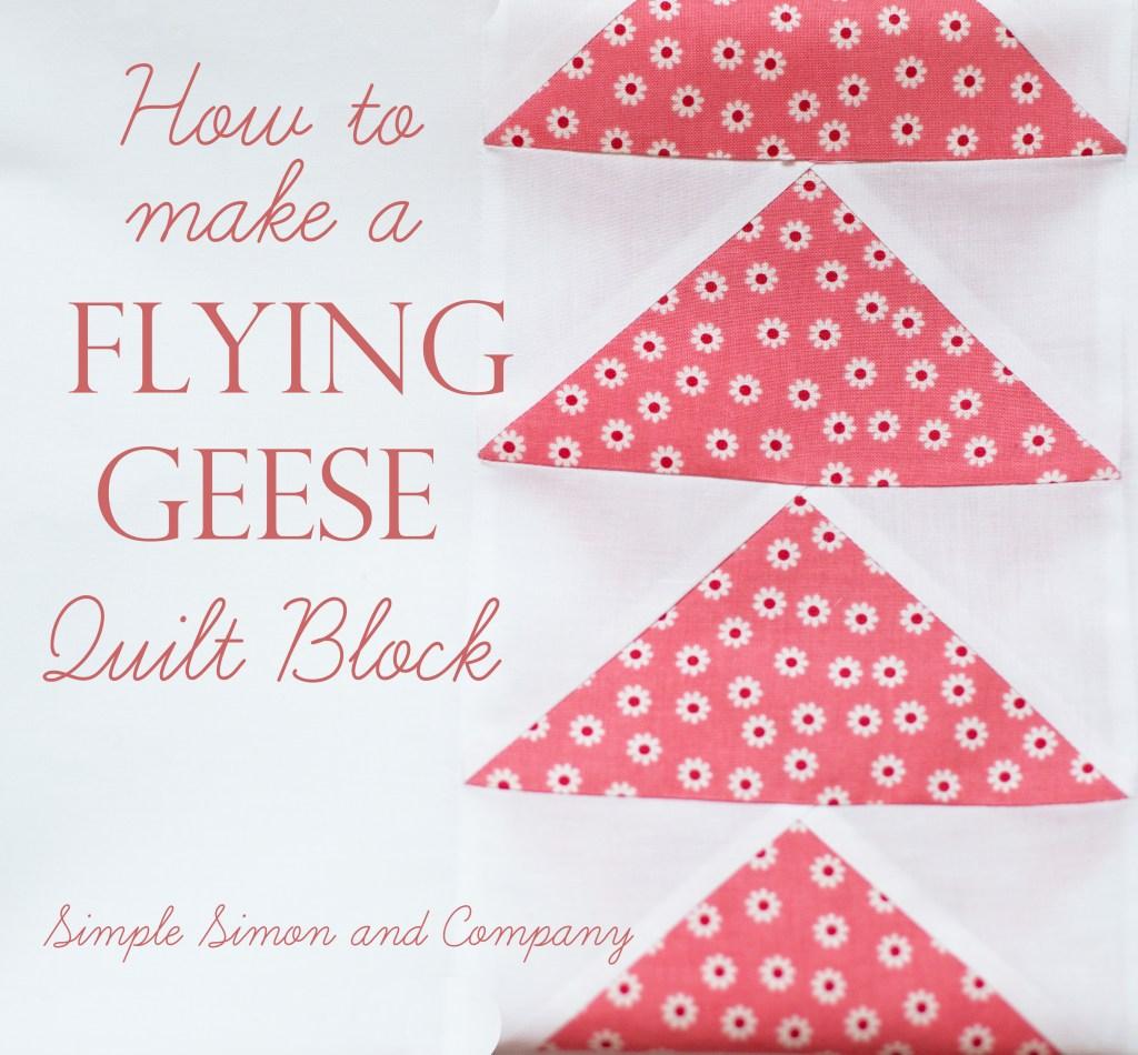 Flying Geese Quilt block Tutorial_edited-1