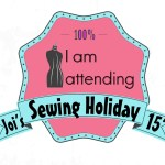 Designer Joi's Sewing Holiday