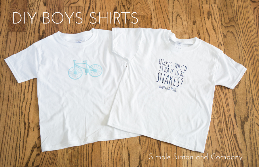 Summer Tee Shirts for Boys