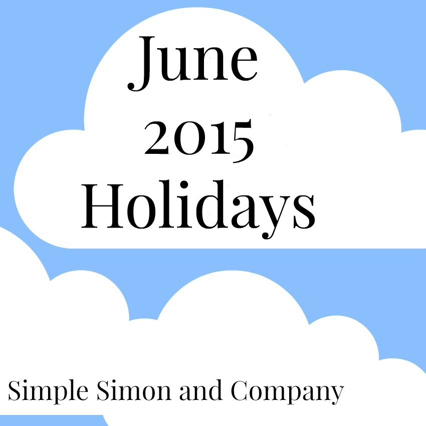 July 2015 Holidays 2