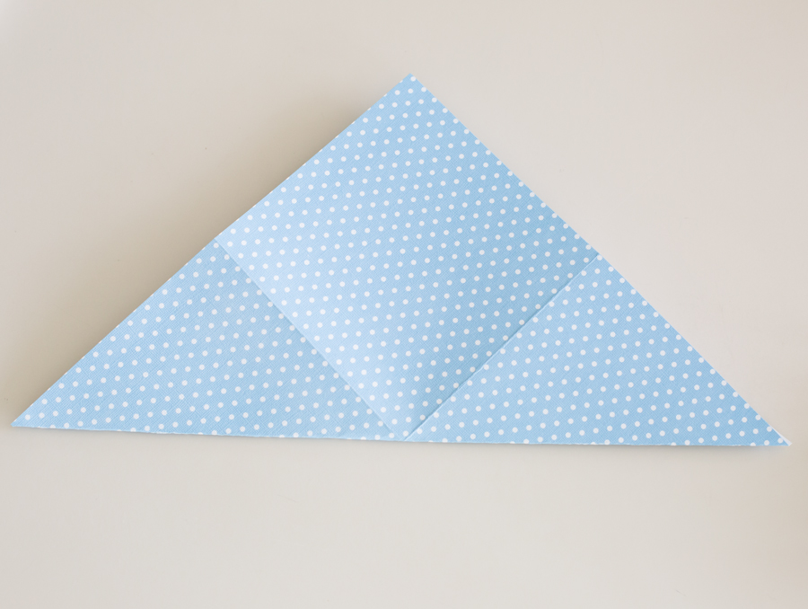paper stars step 3