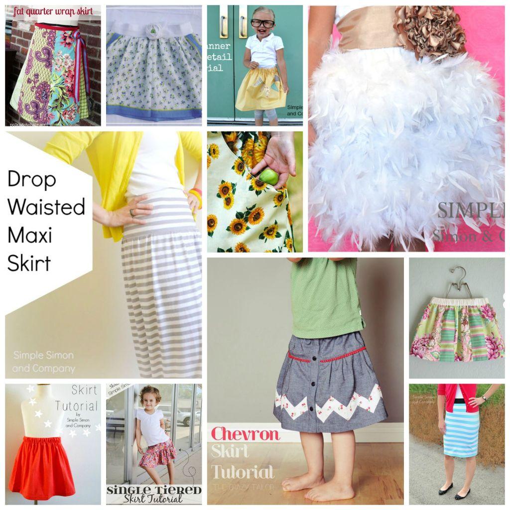 skirt collage 3