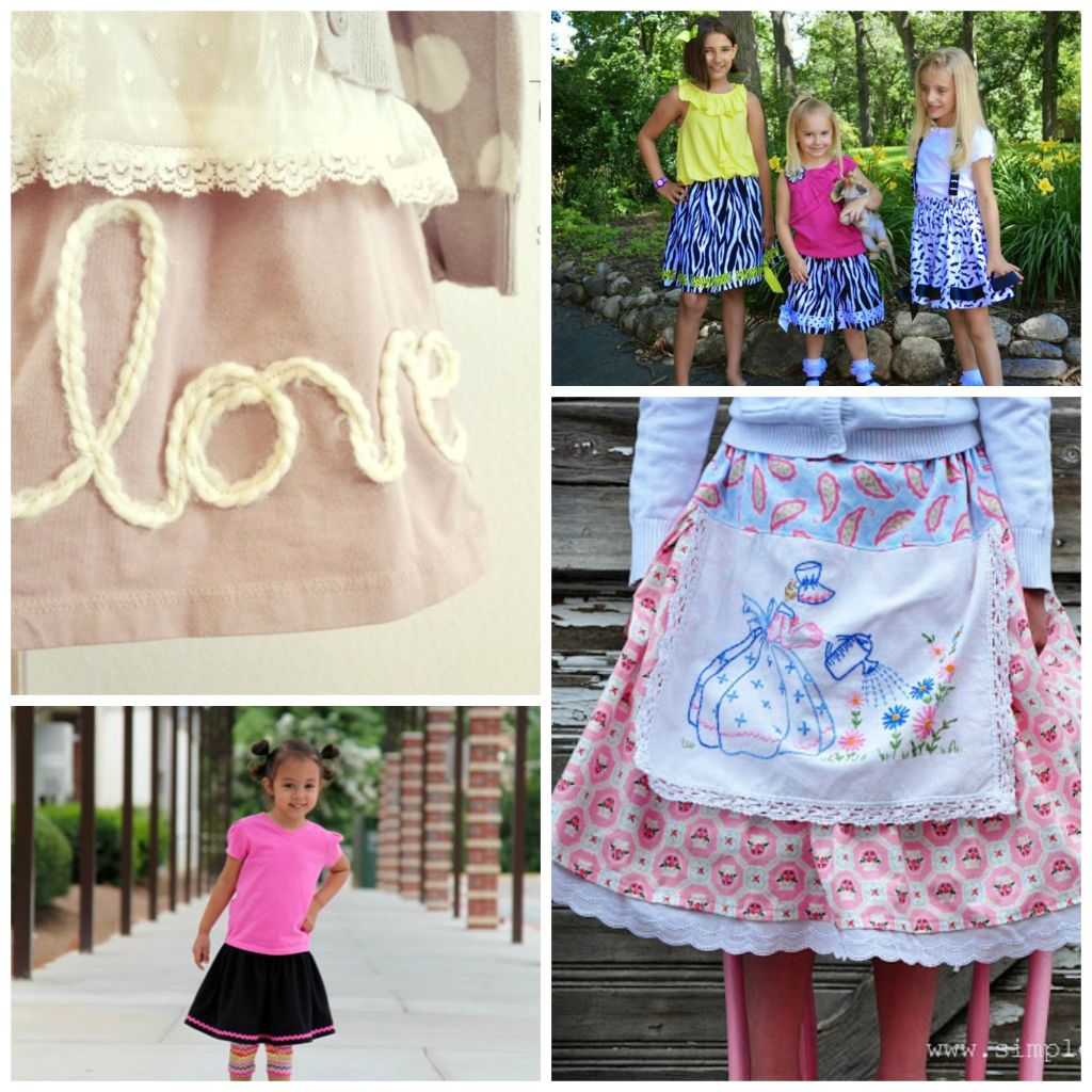 skirt collage 8