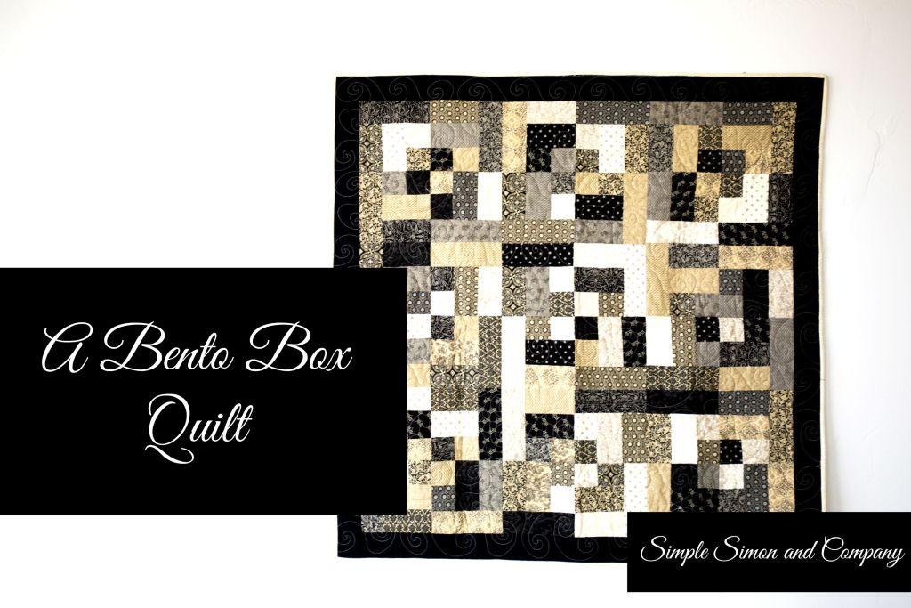 Bento Box Quilt