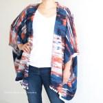 How To Make a Kimono Cardigan