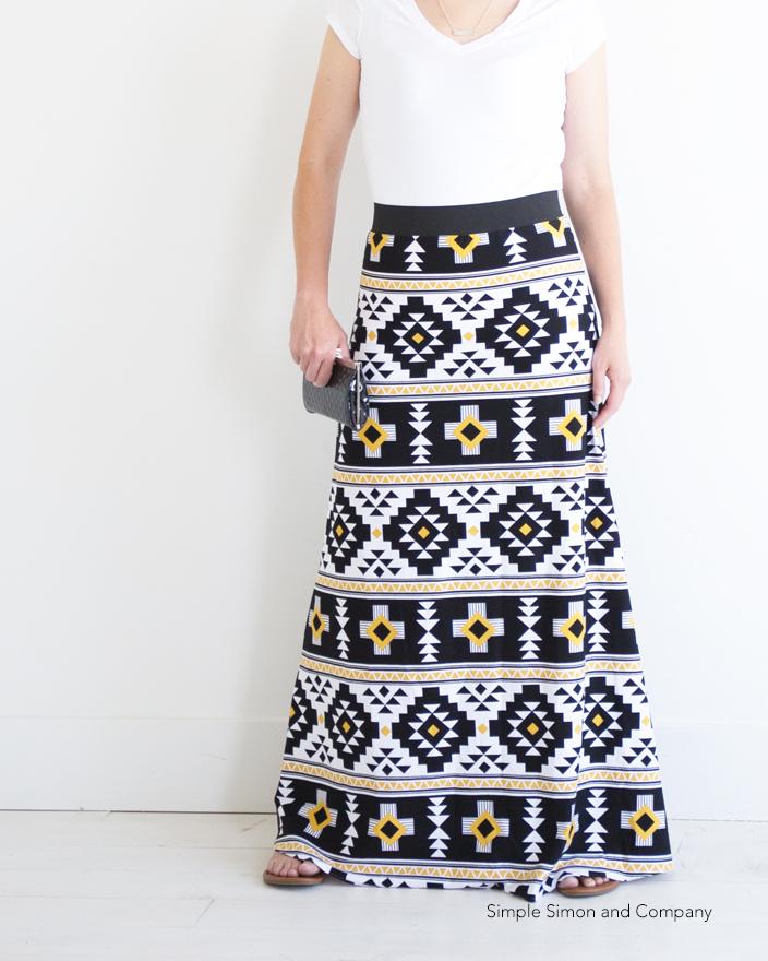 maxi skirt 15