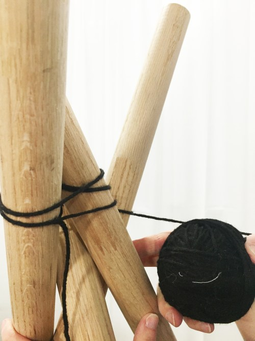 How to Assemble A TeePee 2