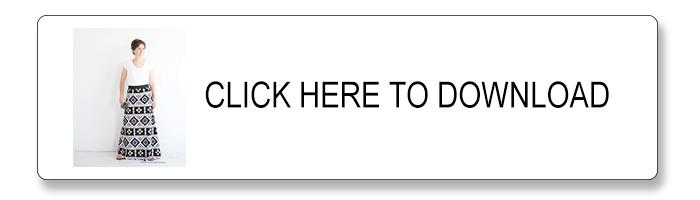Simple Maxi Skirt PDF Pattern