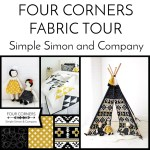 Four Corners Fabric Tour–A Giveaway and Two Guests