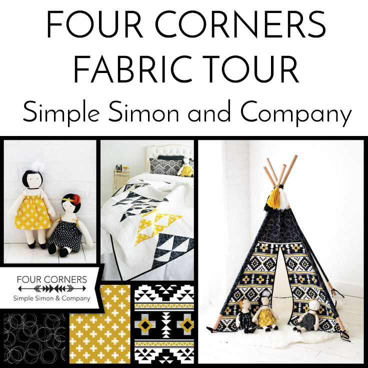 four corners fabric tour