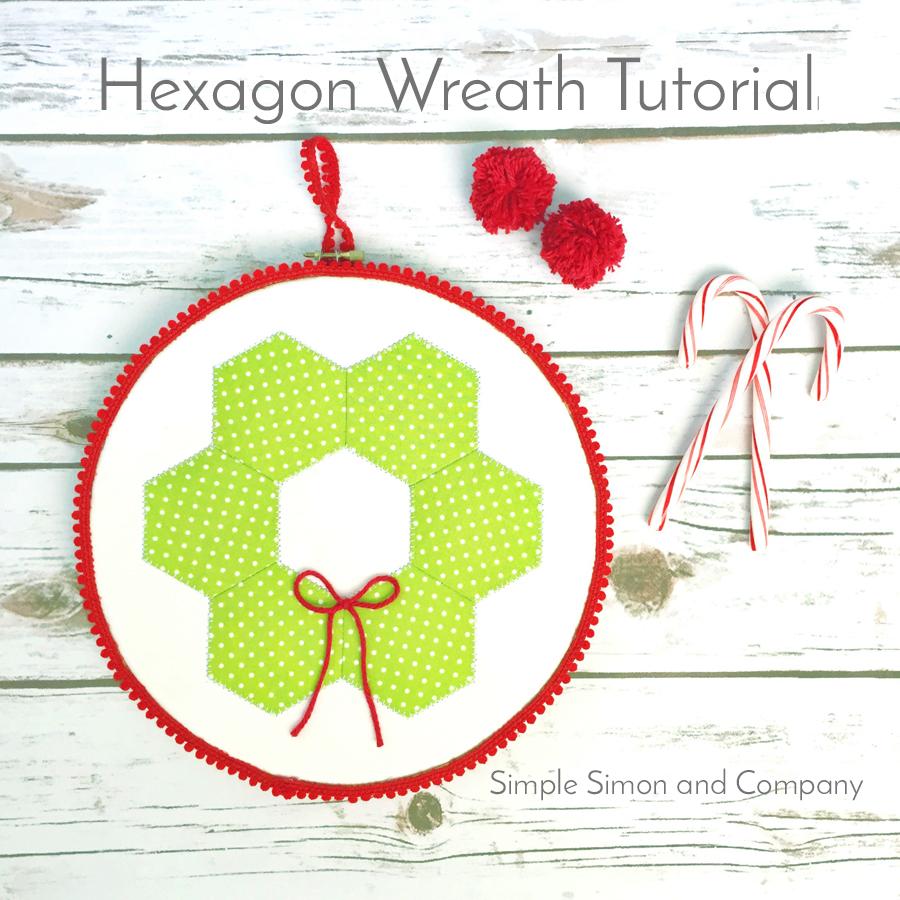 hexagonwreathtutorial