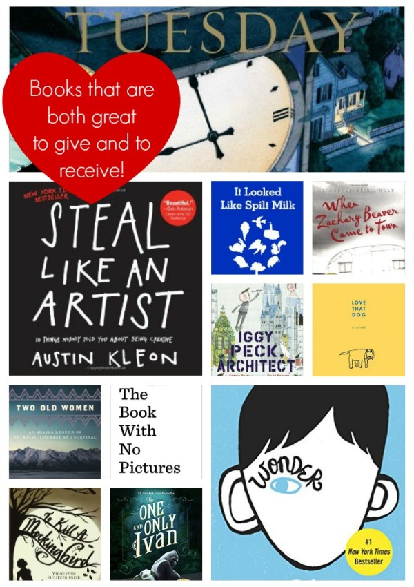Great Books To Give (and Receive) for Christmas