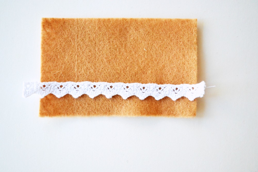 Gift Card lace step