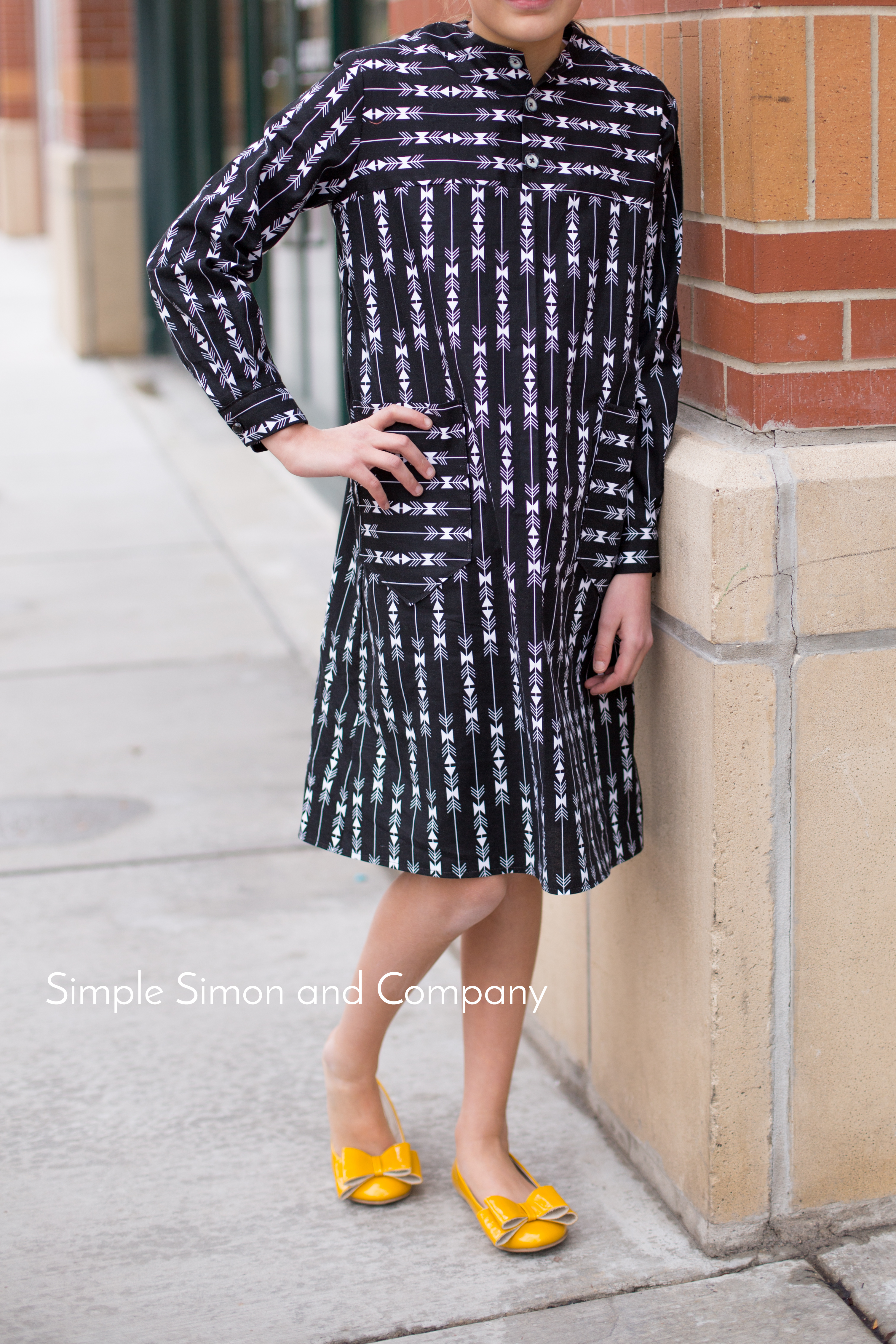 four corners dress 5