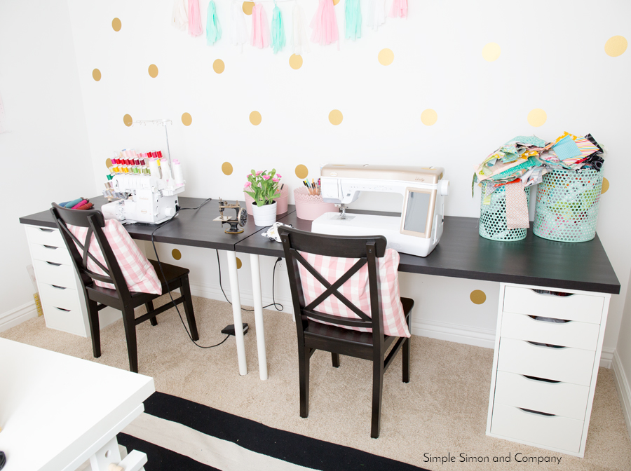 sewing room 8