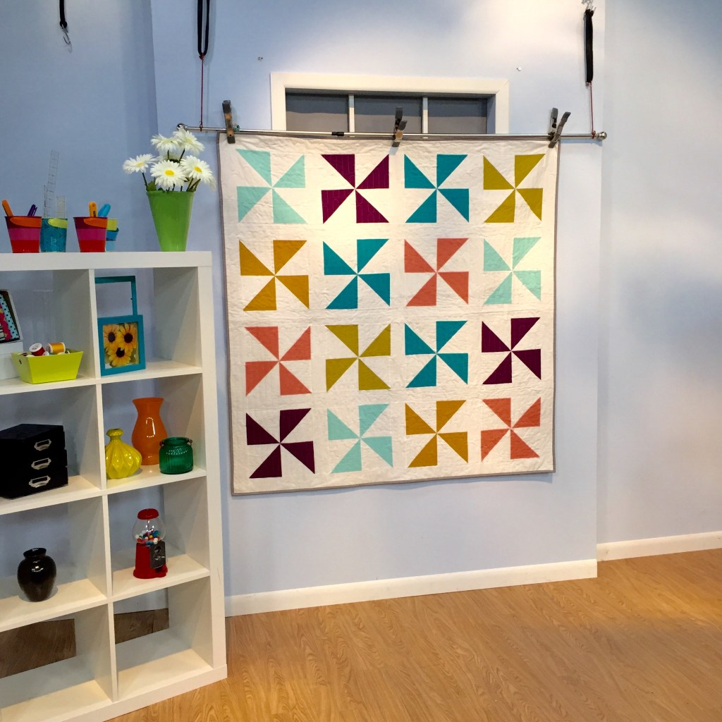 Learn to Quilt! An online course...